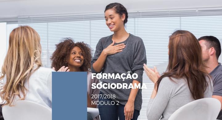 Formação Sociodrama 2017/18 - Módulo 2