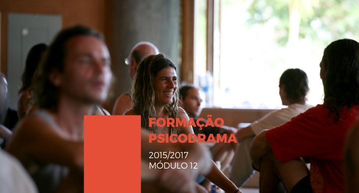 Formação Psicodrama 2015/17 - Módulo 12